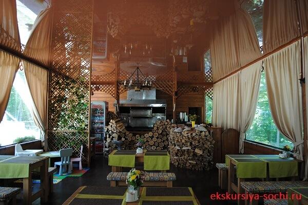 Кафе на Ахуне пик 701
