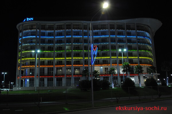 Гостиничный комплекс Тулп Ин