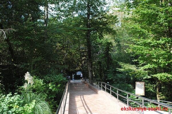 Мост по малому кругу