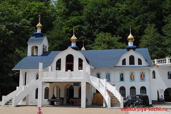 Собор иконы Владимирской Божией Матери
