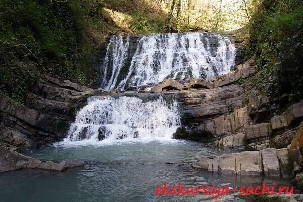 Третий Змейковский водопад